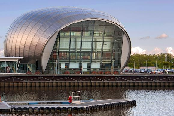 Scottish Architecture Shines in Glasgow