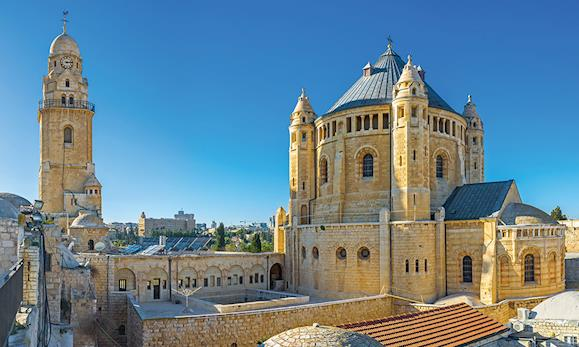 Transat Multi-city package: Jerusalem & Tel Aviv