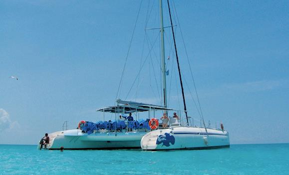 Catamaran Seafari