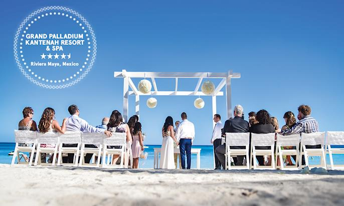 Alexangra Brandon beach wedding ceremony