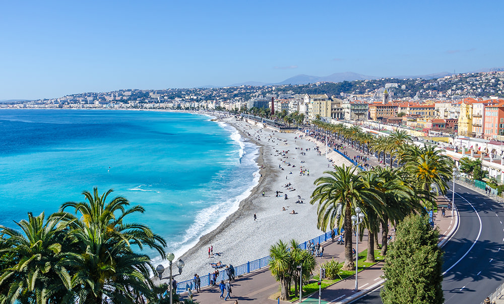 Nice France Hotels On Beach The Best Beaches In World