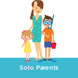 beb8b3d8e Single parent vacations - Family Collection