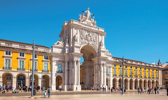 lisbonne tourisme et m t o id ale au portugal transat. Black Bedroom Furniture Sets. Home Design Ideas