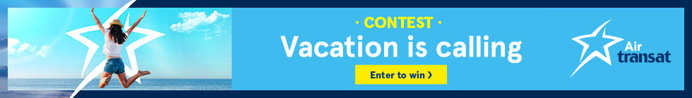 Contest - Vacation is calling