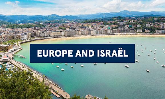 Europe & Israel Summer 2018 Early Booking Promotion