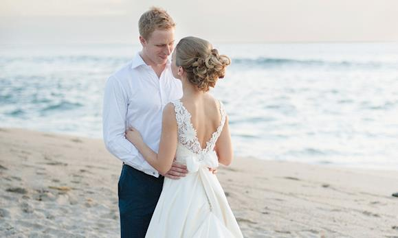 <small>&hearts; Tips to Capture the Perfect Moments from your Destination Wedding</small>