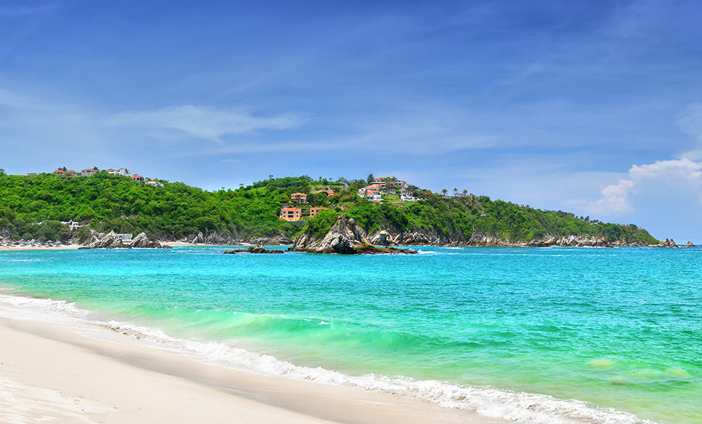 Huatulco Offers Everything You Need For A Family Vacation That Surpes Your Expectations Everyone Loves Strolling Along The White Sand Beaches And