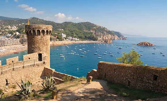 <small>Cycling: Costa Brava</small>