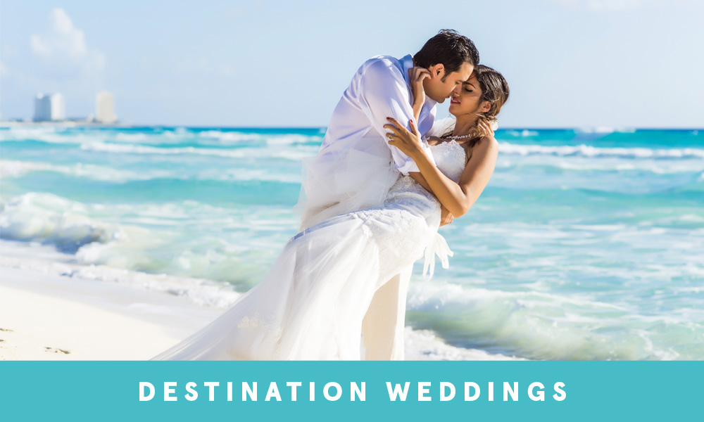Book all inclusive destination wedding packages transat for Destination wedding photography packages