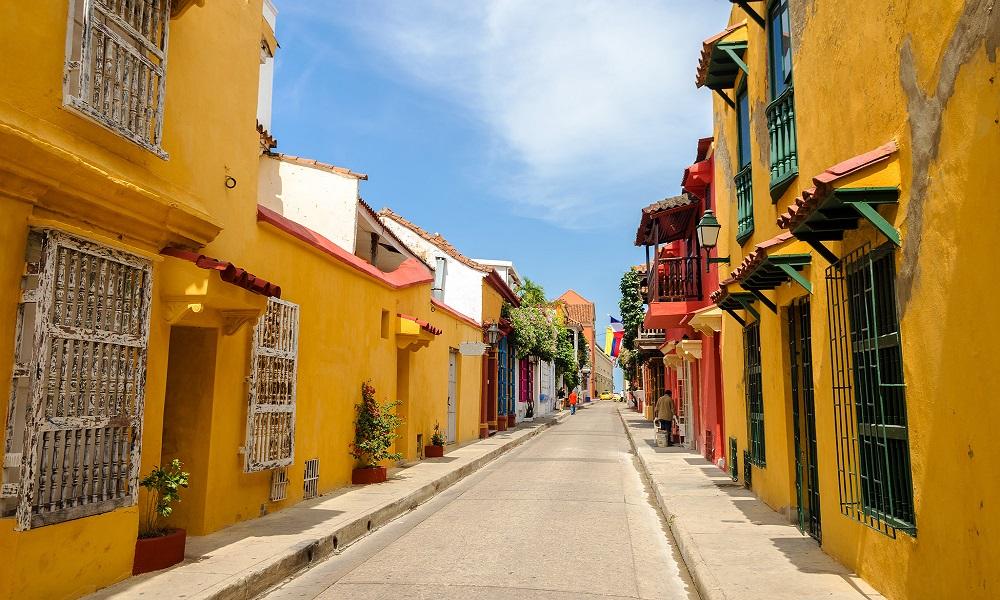 Carthagène, Colombie : Météo Idéale Et Tourisme à L'année