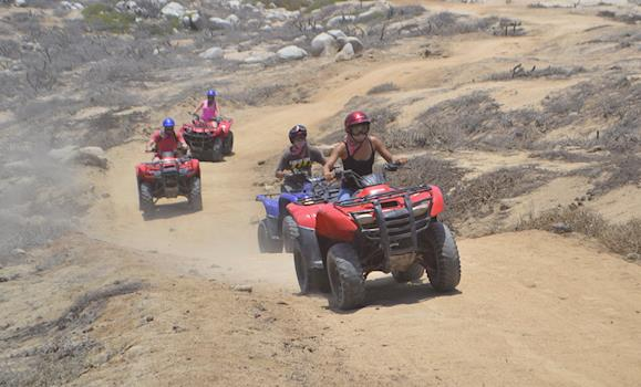 ATV beach & Jungle Adventure