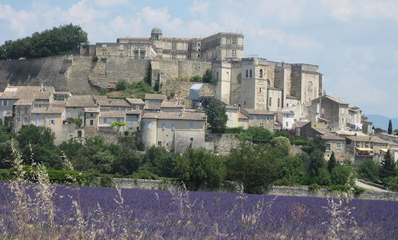 Day Trip from Lyon: Visit Grignan, its Magnificent Castle and Lavender Fields